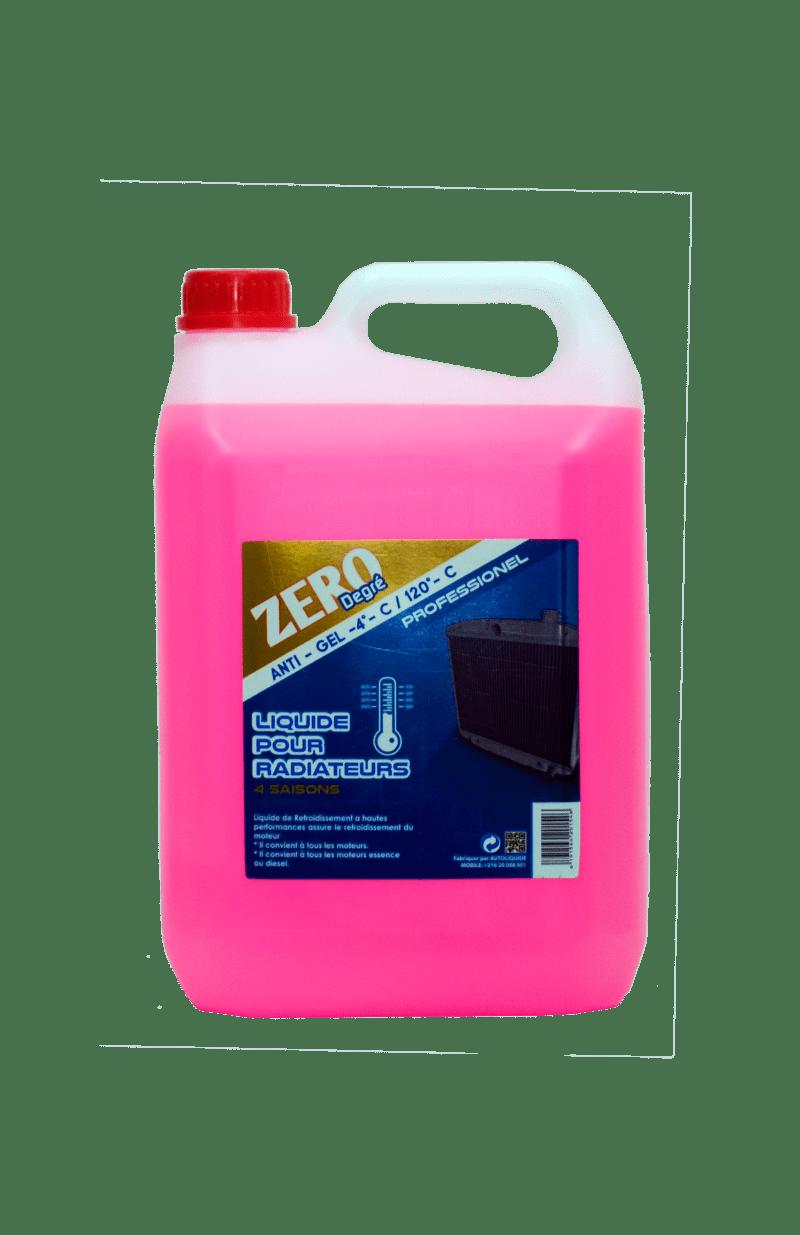 Liquide de refroidissement ZERO DEGRES